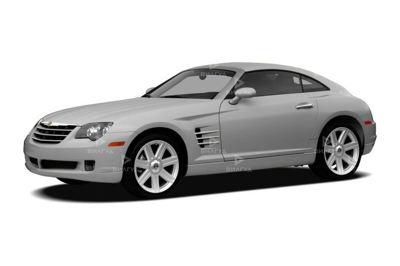 Диагностика ошибок сканером Chrysler Crossfire в Кирове