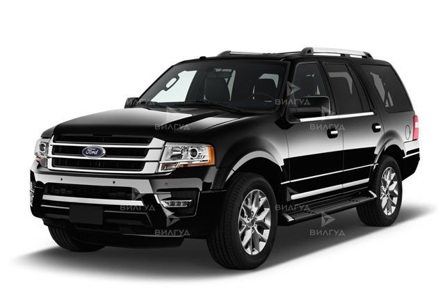 Диагностика ошибок сканером Ford Expedition в Кирове